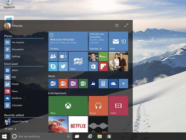 Windows 10 выйдет этим летом