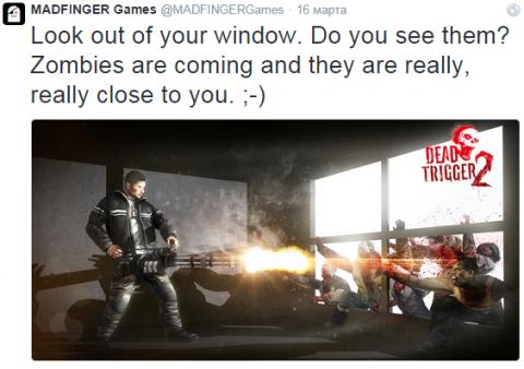 Dead Trigger 2 - зомби-шутер выйдет на Windows