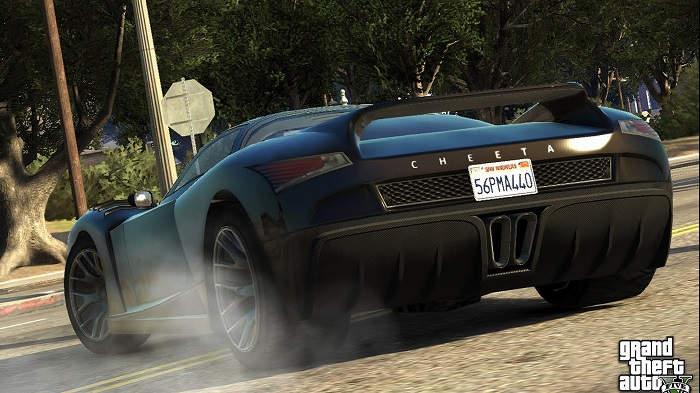 Вышла игры Grand Theft Auto V на ПК