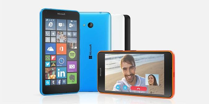 Продажи Lumia 640 стартуют в России