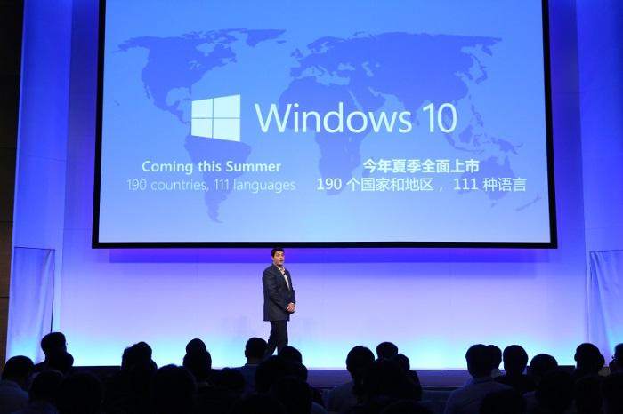 Стала известна более точная дата выхода Windows 10