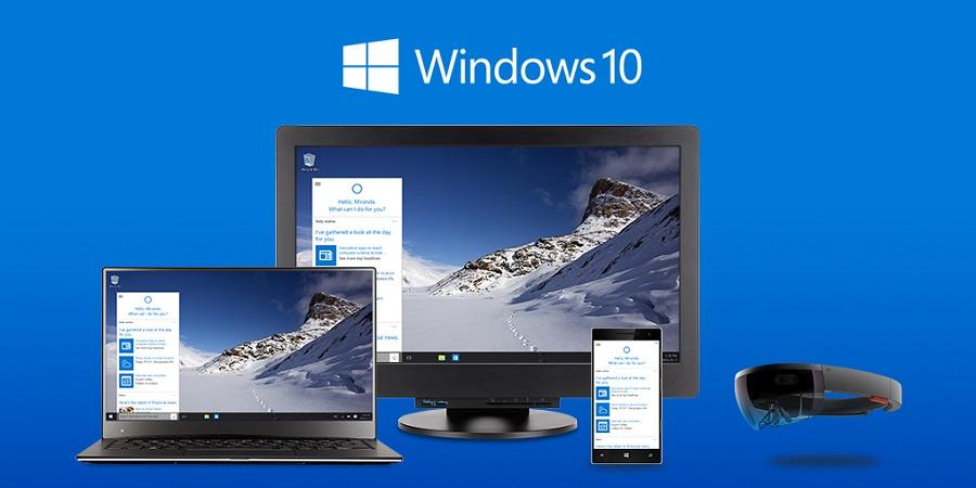 Microsoft продолжает улучшать и видоизменять Windows 10