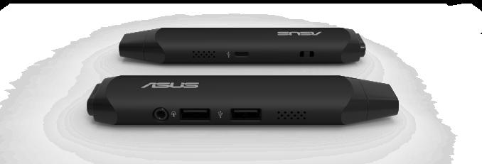 Компания Asus представила компьютер VivoStick PC с Windows 10