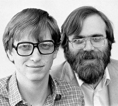 Компании Microsoft исполнилось 40 лет