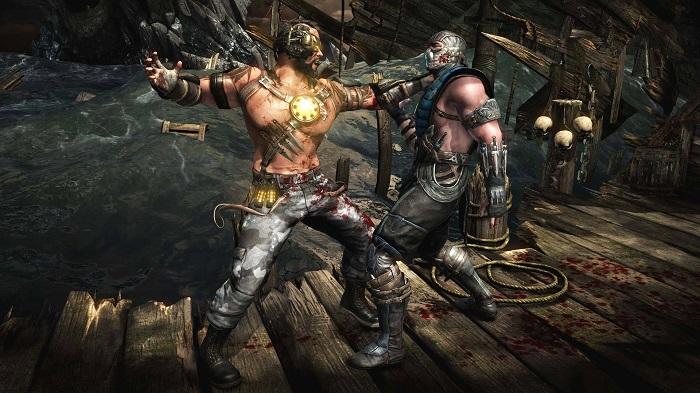 Mortal Kombat X - дата выхода игры и новый трейлер