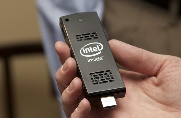 Intel Compute Stick – компьютер на Windows размером с зажигалку