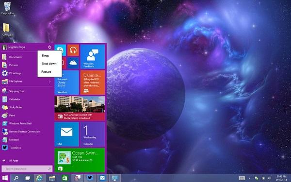 Дизайн коробок розничных версий Windows 10