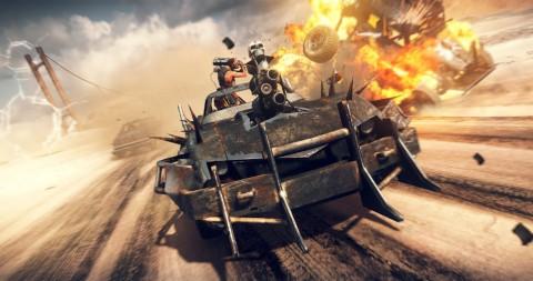 5 причин, почему Mad Max лучше Fallout 4